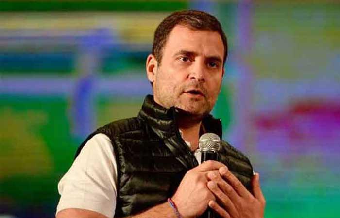 Rahul Gandhi Promises