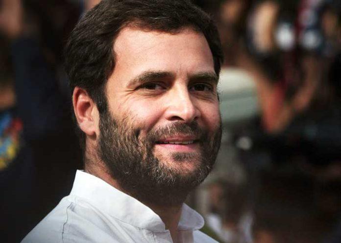 Rahul Gandhi Smile