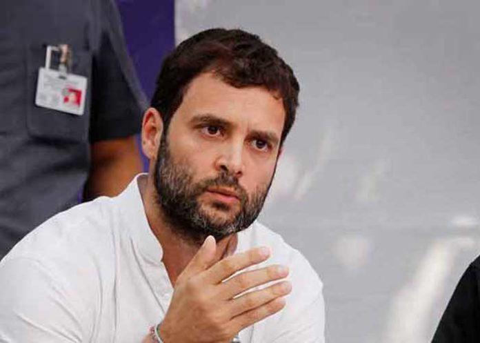 Rahul Gandhi get contempt notice