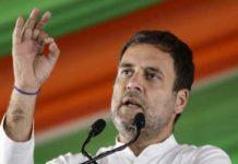 Rahul Gandhi take back