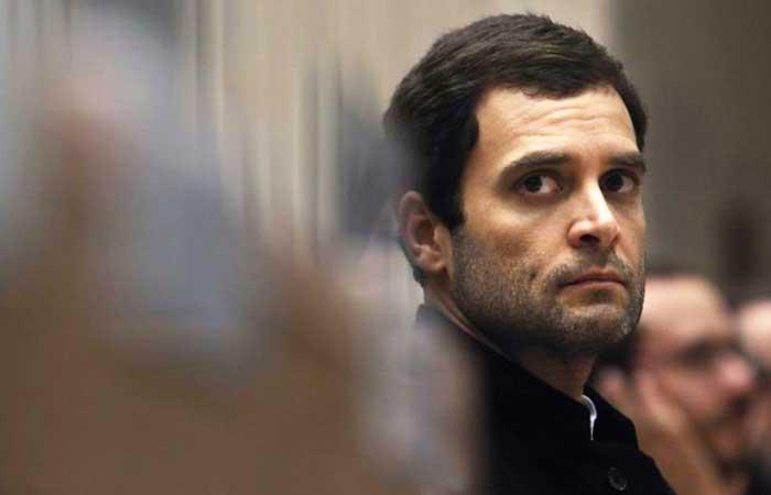 Rahul Gandhi what wrong