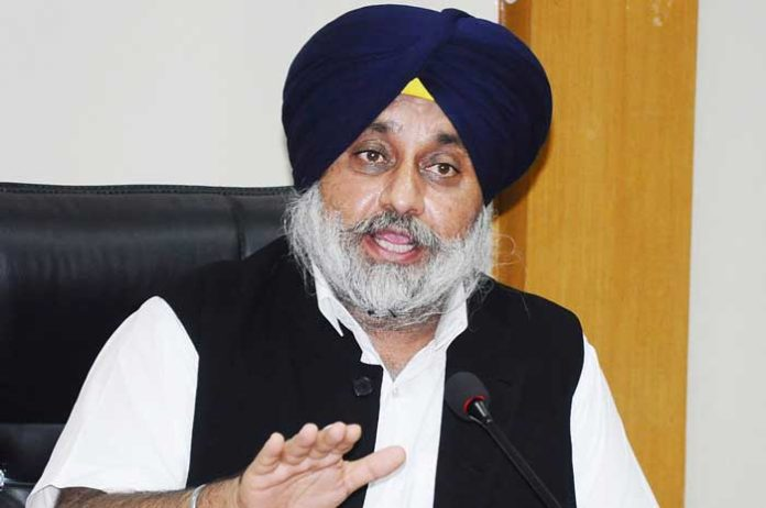 Sukhbir Singh Badal Blasts