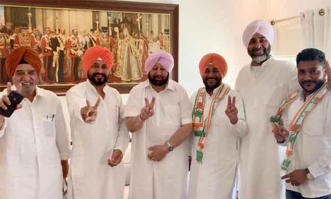 Sukhraj Singh Natt rejoin congress