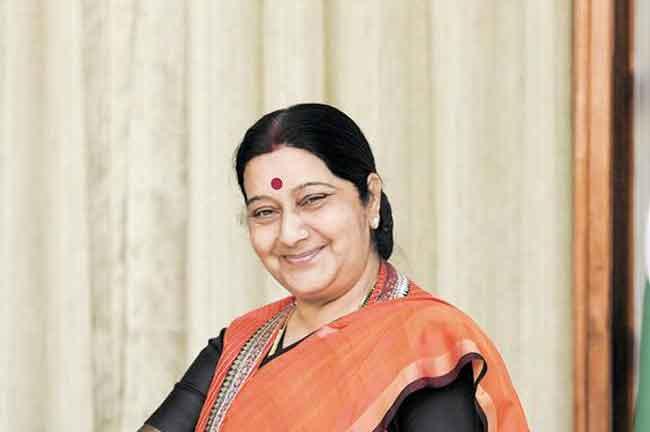 Sushma Swaraj Indias pride rose