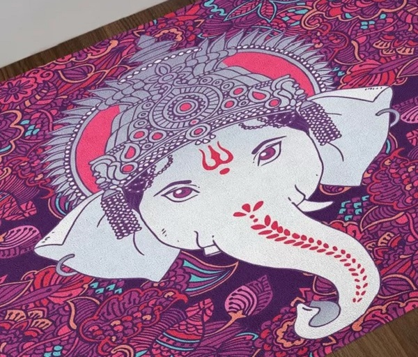 Wayfair Ganesha mat
