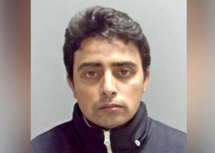 Ajay Rana jail in UK