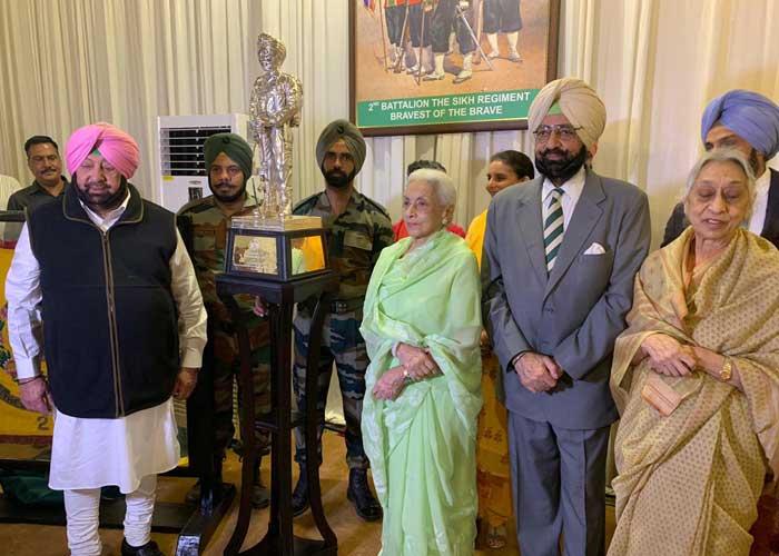 Amarinder 2 Sikh Regiment Host 2