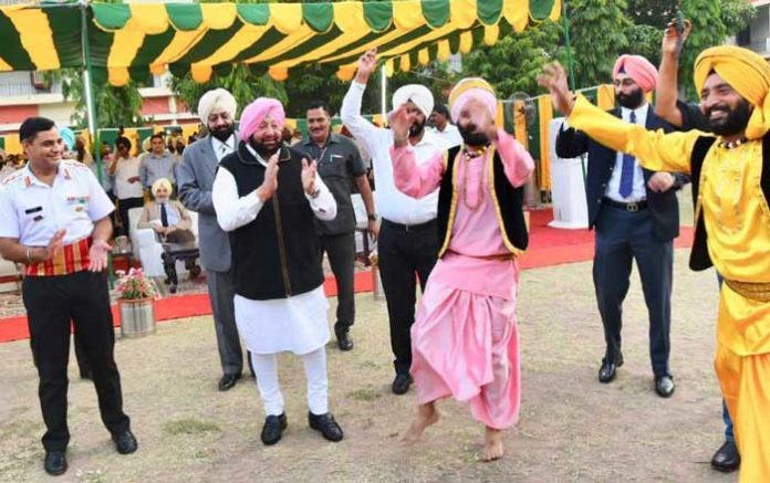 Amarinder 2 Sikh Regiment Host 3