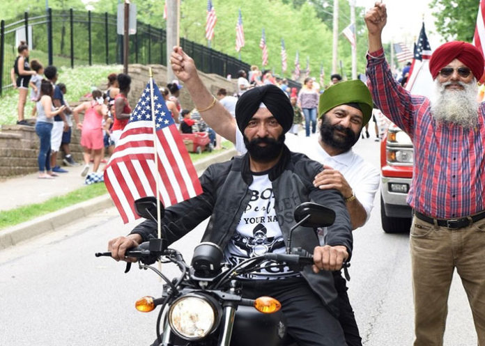 American Sikh Soldiers Memorial Day 1 at Springfield