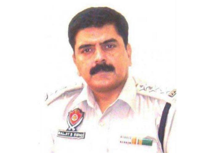 Baljit Singh Sidhu SP