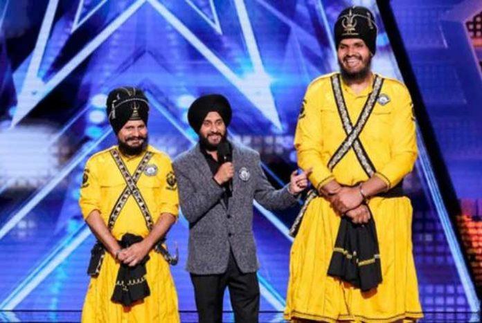 Bir Khalsa Group Americas Got Talent