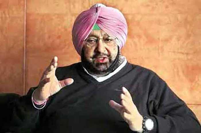 Capt Amarinder Singh 1