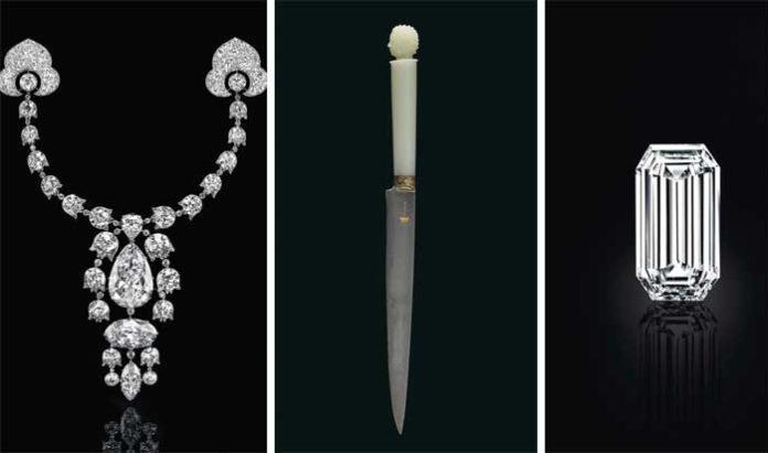 Christie Indian Jewels Auction