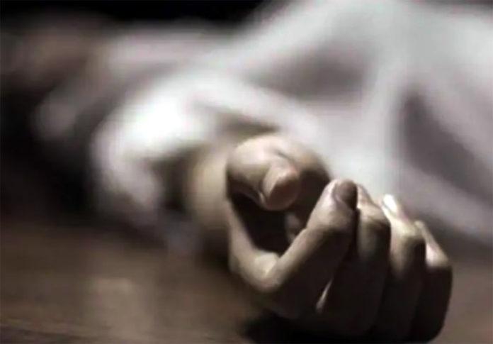 Dead Body Hand