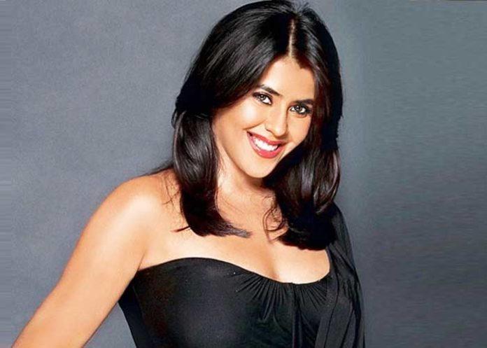 Ekta Kapoor Black