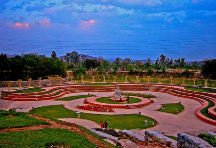Garden of Silence Chandigarh