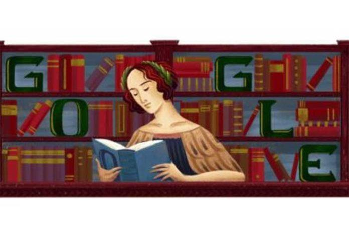 Google doodle Elena Cornaro Piscopia