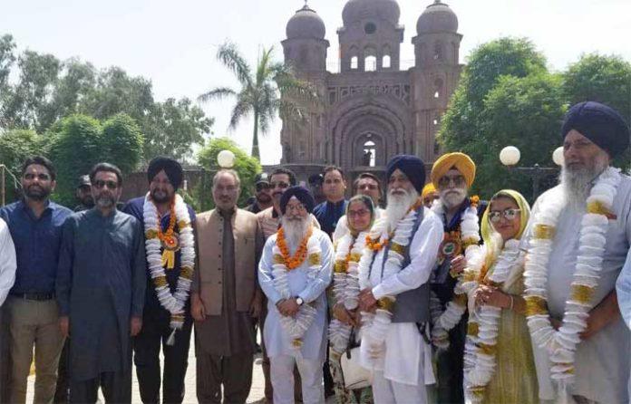 Gurdwara Rori Sahib Sikh Pilgrims Pak