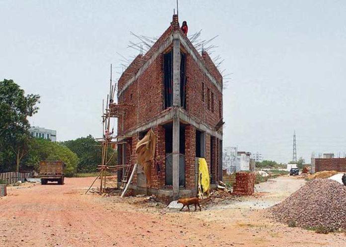 Gurugram Tikri Illegal Colony