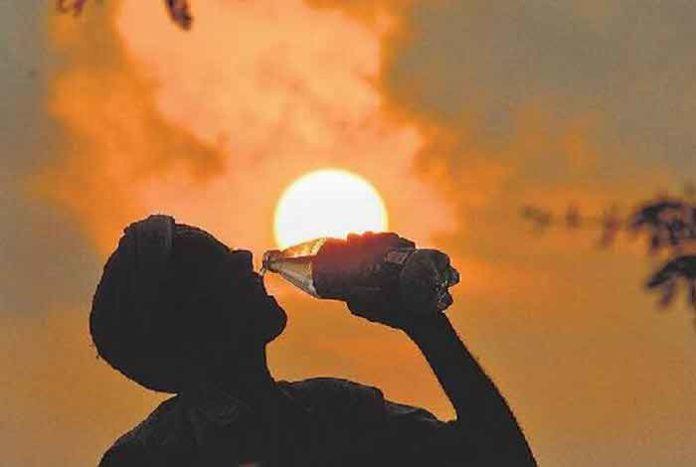 Heatwave Drinking water