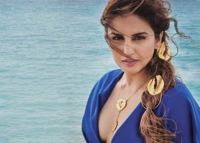 Huma Qureshi Blue