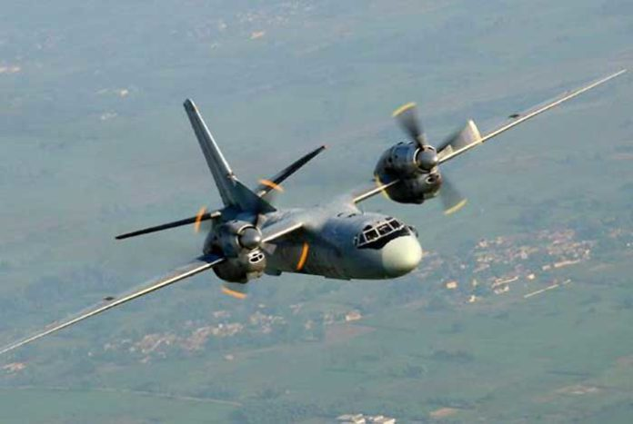 IAF AN32