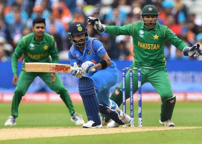 India Pak Cricket