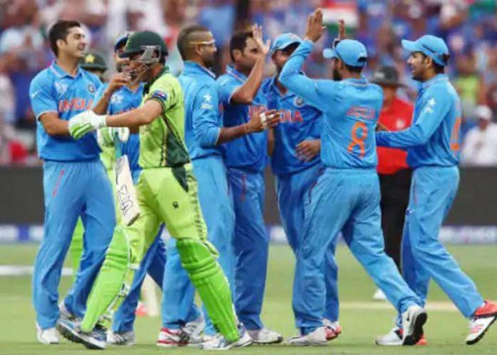 India Pak Cricket WC