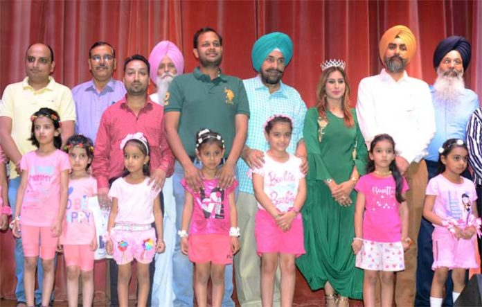 Ishmeet Singh Music Institute Fathers Day 2019