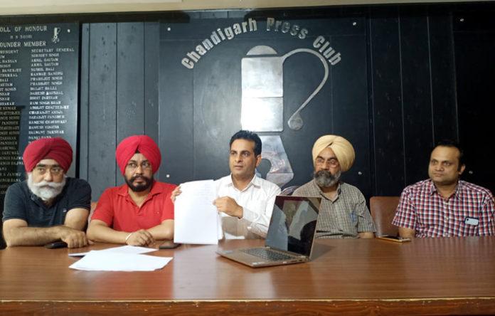 Jagmohan Negi complaint file with VB