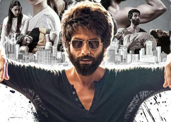 Kabir Singh Movie Shahid