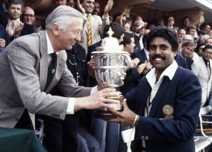 Kapil Dev Worlc Cup 1983