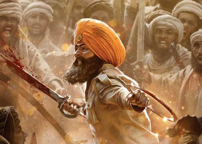 Kesari Movie Akshay