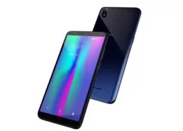 Lava Z62 Smartphone
