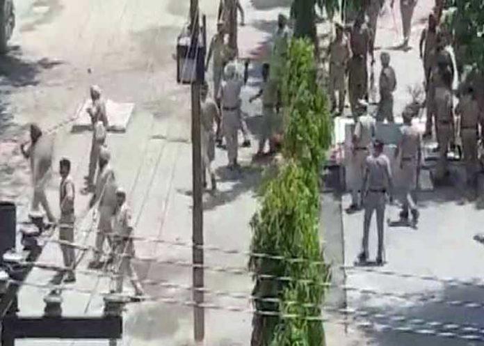 Ludhiana Central Jail Clash