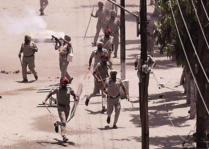 Ludhiana jail clash