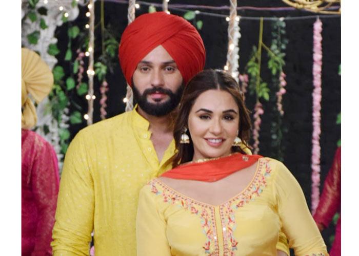 Mandy Takhar and Jobanpreet