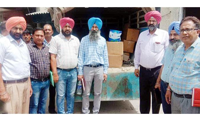 Naazar Singh busted Gang in Punjab
