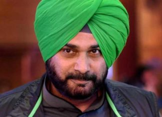 Navjot Singh Sidhu Green
