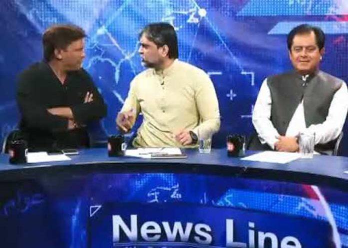 Pak politician journalist