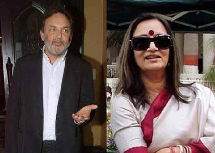 Prannoy Roy Radhika Roy
