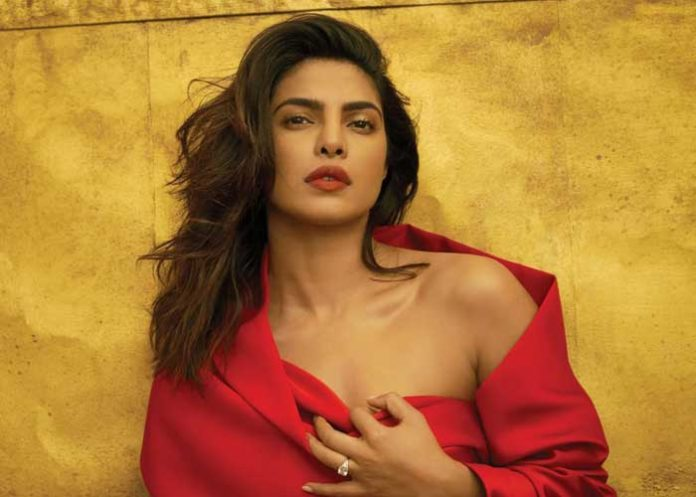 Priyanka Chopra Red