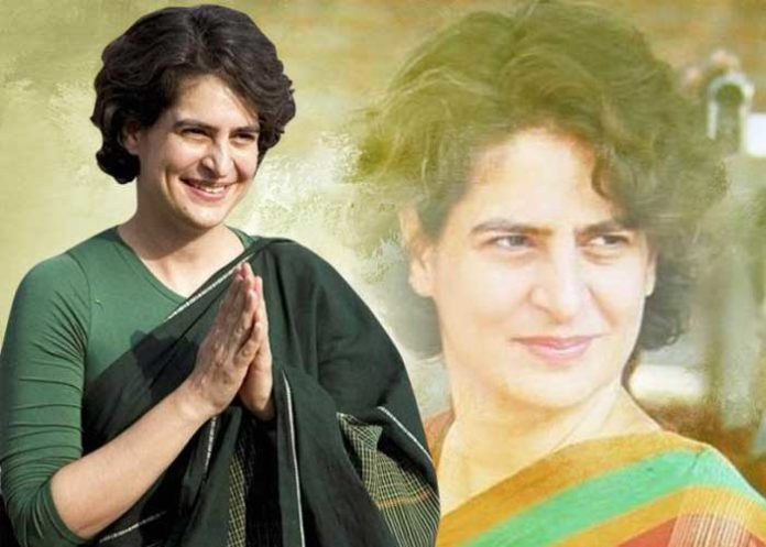 Priyanka Gandhi workers want
