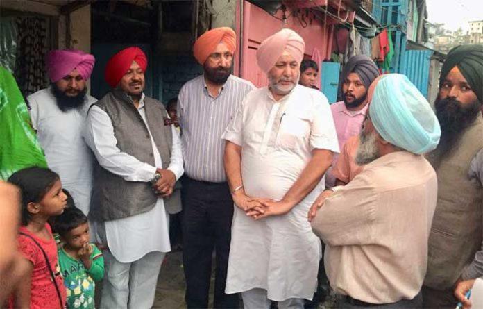 Punjab Delegation Shillong Sikh settlers