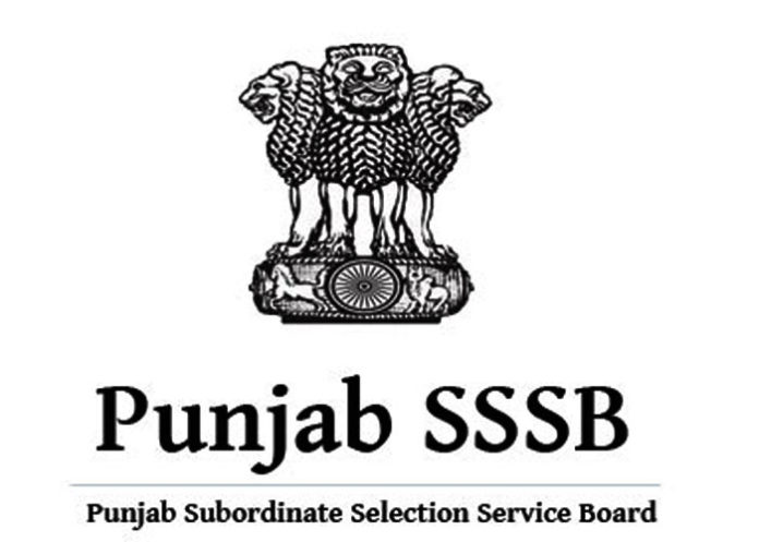 Punjab SSSB logo