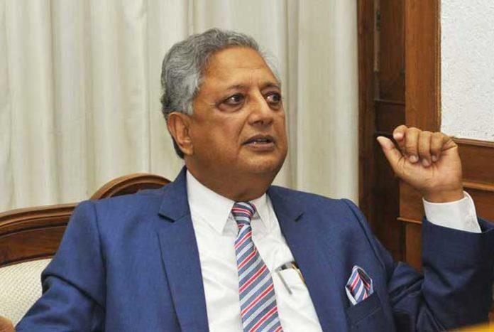 Rana KP Singh