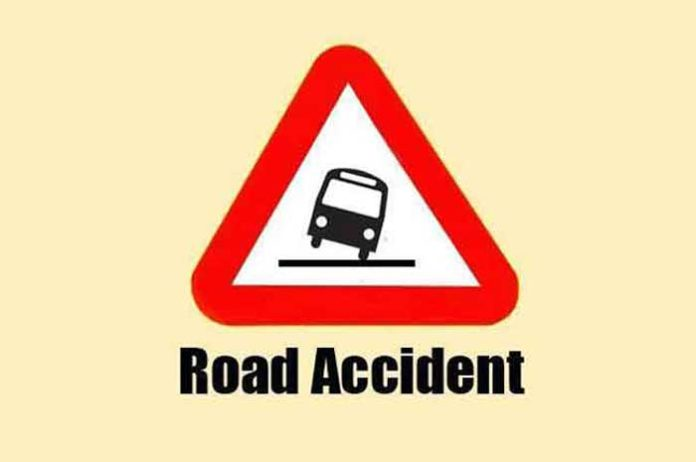 Road Accident Logo