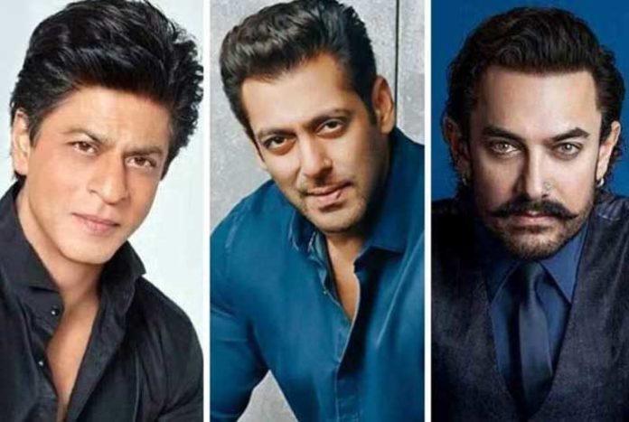 SRK Salman Aamir