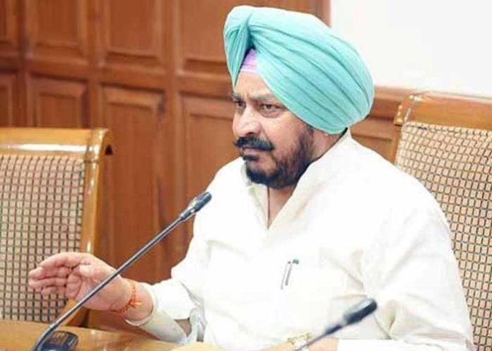 Sadhu Singh Dharmost