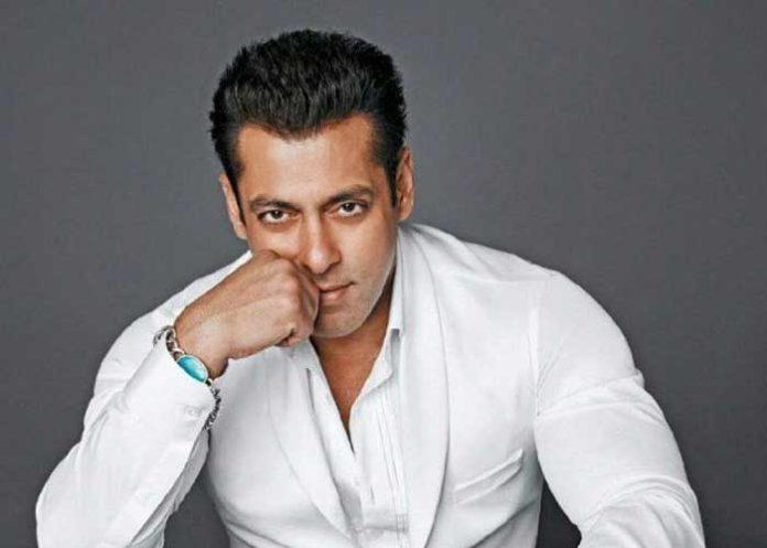 Salman Khan White